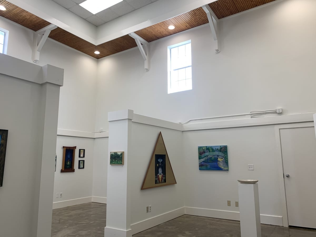 Art Gallery - Interior Painting 1