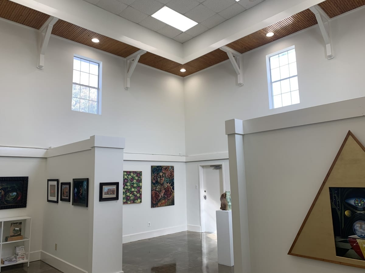 Art Gallery - Interior Painting 2