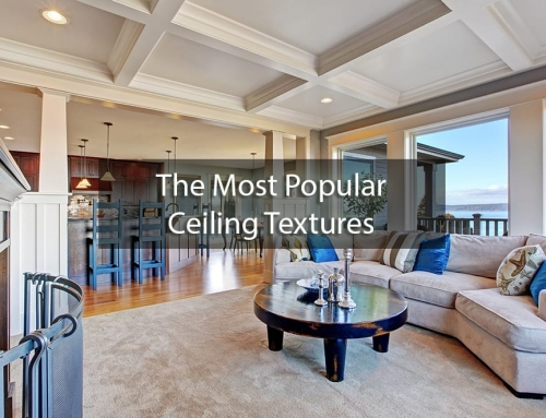 Texas Living: The Most Popular Ceiling Texture Since 2017