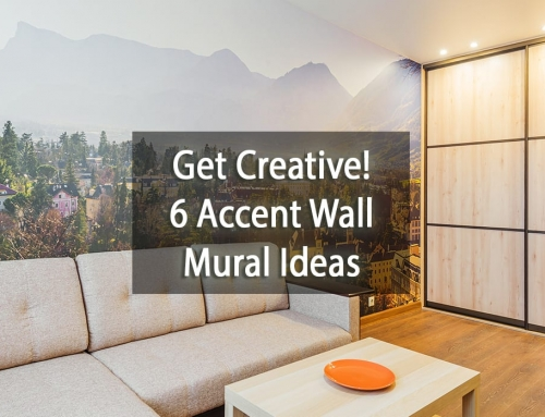 Get Creative! 6 Accent Wall Mural Ideas to Express Yourself