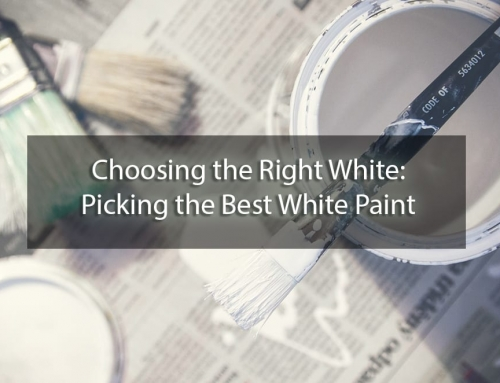 Choosing the Right White: A Guide to Picking the Best White Paint